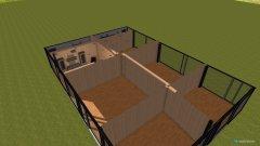 Raumgestaltung project in der Kategorie Büro