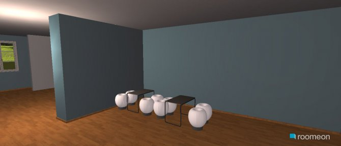 Raumgestaltung projekt 2 in der Kategorie Büro