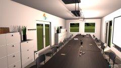Raumgestaltung Projekt Besprechungsraum in der Kategorie Büro