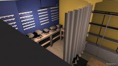Raumgestaltung projekt in der Kategorie Büro