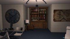 Raumgestaltung Psychiatrist's Office in der Kategorie Büro