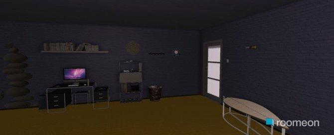 Raumgestaltung psychologist's room in der Kategorie Büro