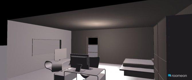 Raumgestaltung quarto in der Kategorie Büro