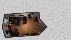 Raumgestaltung Räuberhöhle in der Kategorie Büro