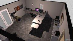 Raumgestaltung Ralf Büro in der Kategorie Büro
