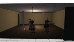 Raumgestaltung raum 117 in der Kategorie Büro