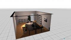 Raumgestaltung Raum 2: Herr Ergaw in der Kategorie Büro