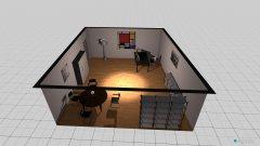 Raumgestaltung Raum 4: Herr Eckhardt in der Kategorie Büro