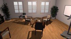 Raumgestaltung Raum DK in der Kategorie Büro