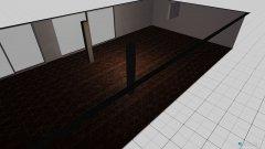 Raumgestaltung Raum1 in der Kategorie Büro