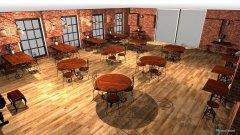 Raumgestaltung restoran2 in der Kategorie Büro