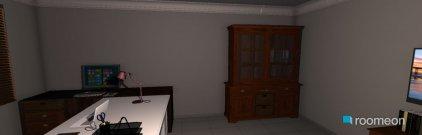 Raumgestaltung Ruang Ketua  in der Kategorie Büro