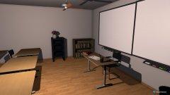 Raumgestaltung sala de PORTU in der Kategorie Büro