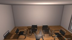 Raumgestaltung sala de reuniao in der Kategorie Büro