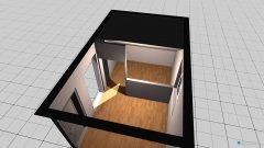 Raumgestaltung sassies aufnahme zimmer in der Kategorie Büro