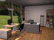Raumgestaltung Schäfer Shop Showroom  in der Kategorie Büro