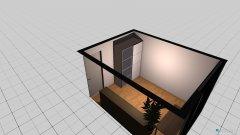 Raumgestaltung schlafen3 in der Kategorie Büro