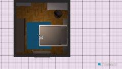Raumgestaltung schlafzim in der Kategorie Büro