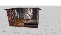 Raumgestaltung Schlafzimmer in der Kategorie Büro