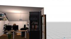 Raumgestaltung Schnupsel Büro in der Kategorie Büro