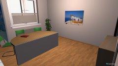 Raumgestaltung Sebastian F. Beratungsraum in der Kategorie Büro