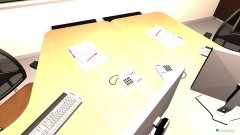 Raumgestaltung Sekretariat in der Kategorie Büro