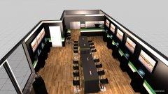 Raumgestaltung setip in der Kategorie Büro