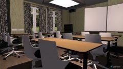 Raumgestaltung Sexta A in der Kategorie Büro
