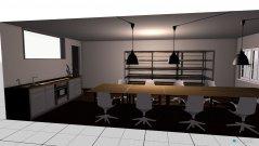 Raumgestaltung sharefood 2 in der Kategorie Büro