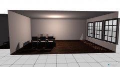 Raumgestaltung Sharefoods Konferenzraum in der Kategorie Büro
