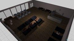 Raumgestaltung shishabar  in der Kategorie Büro