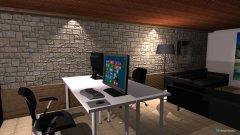 Raumgestaltung SkyscreamArts HQ V3 in der Kategorie Büro