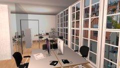 Raumgestaltung Smartmedia Lounge in der Kategorie Büro
