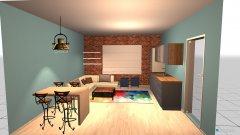 Raumgestaltung STAFF ROOM1 in der Kategorie Büro