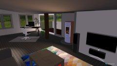Raumgestaltung Stall 21.1 in der Kategorie Büro