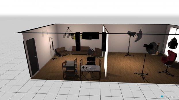 Raumgestaltung Studio -2 in der Kategorie Büro