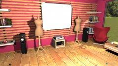 Raumgestaltung studio iskra in der Kategorie Büro