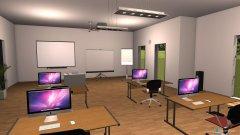 Raumgestaltung Tagungsraum in der Kategorie Büro