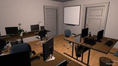 Raumgestaltung Technik Büro in der Kategorie Büro