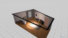 Raumgestaltung Test01 in der Kategorie Büro