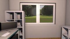 Raumgestaltung TheGreenBiker Zimmer in der Kategorie Büro
