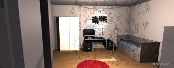 Raumgestaltung tina's værelse :) in der Kategorie Büro