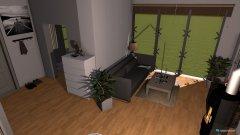 Raumgestaltung Tiny House in der Kategorie Büro