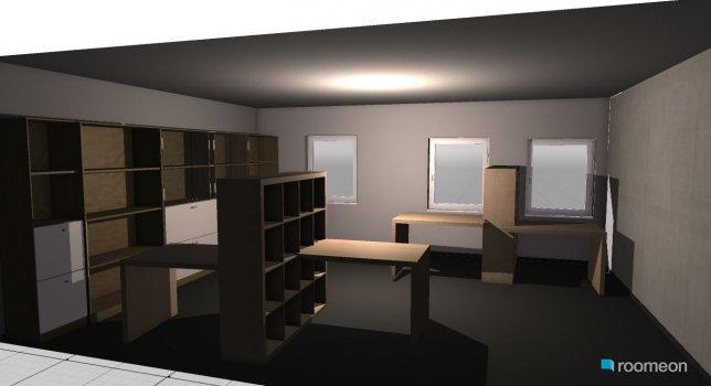 Raumgestaltung Tivoli 2 in der Kategorie Büro