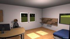 Raumgestaltung TRAUMZIMMER in der Kategorie Büro