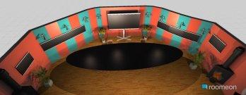 Raumgestaltung študio Televízne noviny TV SLOVAKIA in der Kategorie Büro
