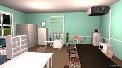 Raumgestaltung UMB Office- Andrew Plan in der Kategorie Büro