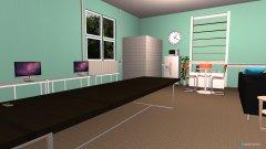 Raumgestaltung UMB Office- Nabeel Plan in der Kategorie Büro