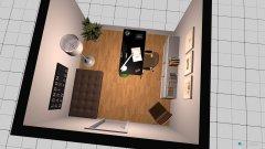 Raumgestaltung Variante 1 in der Kategorie Büro
