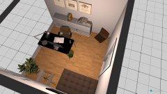 Raumgestaltung Variante 2 in der Kategorie Büro